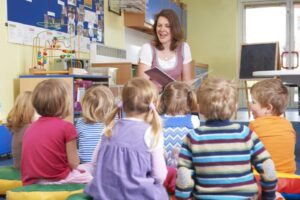 Developmental milestones for kindergarteners and how childcare management software can help teachers and parents keep track of all their accomplishments