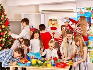 Make it a Happy and Stress-Free Holiday Season at your Childcare Center