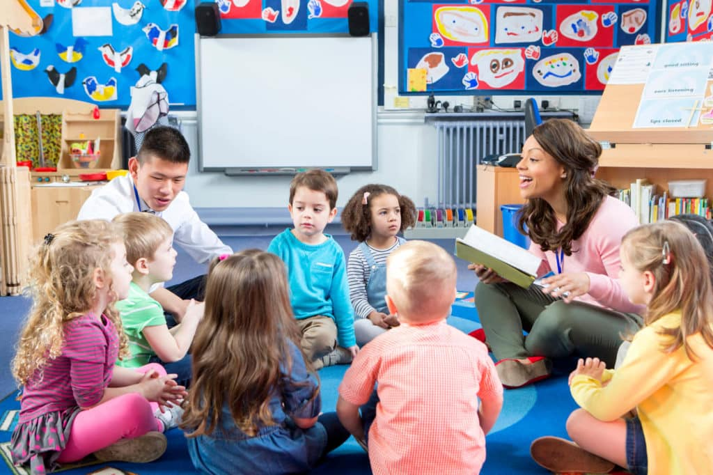 Building and Retaining a Strong Early Childcare Workforce
