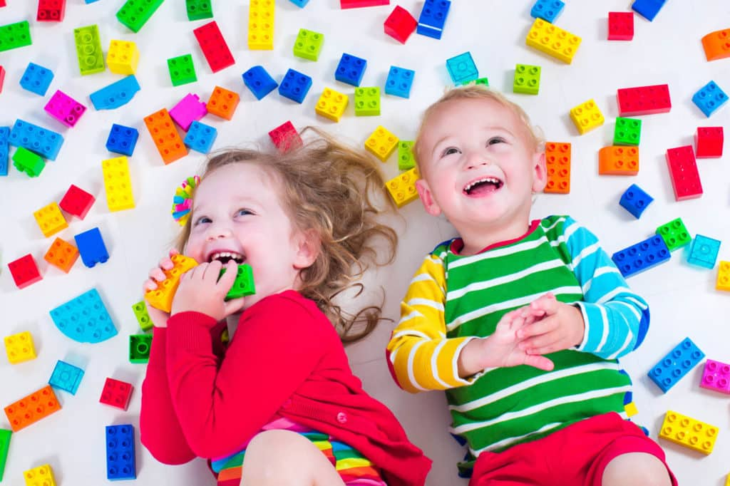 Can a quality day care software program help detect developmental delays in preschoolers?