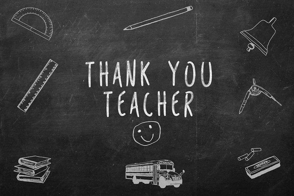 Recognizing teachers during Teacher Appreciation Week
