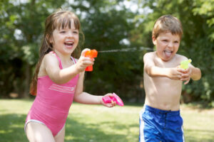 Safety tips for protecting kids from the summer heat