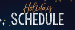 Setting and Communicating Your Holiday Hours