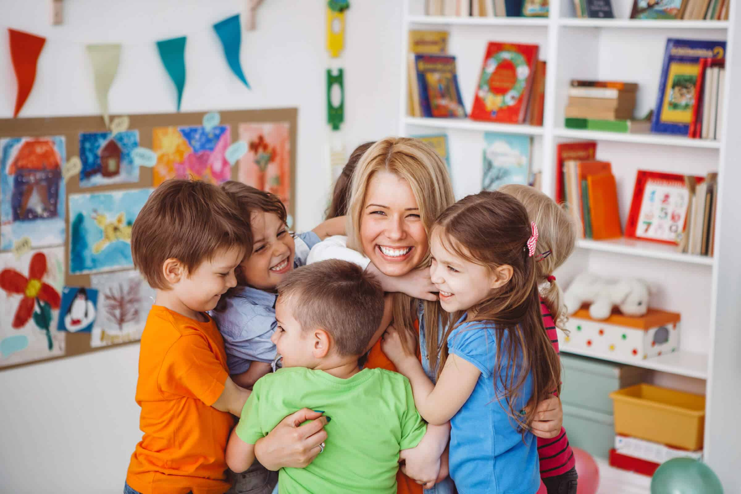 5 Professional Qualities that Standout in Childcare Centers and Preschools